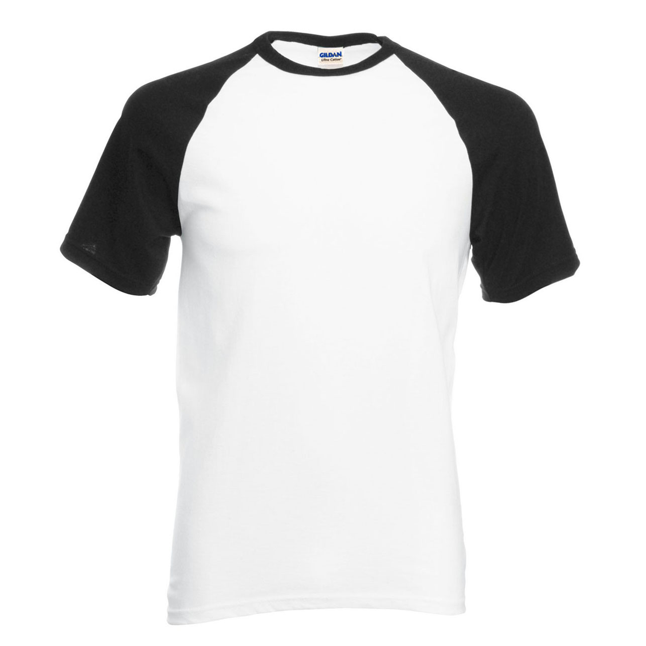 Solid Color T Shirts Men 2019 Hot Summer Cotton High Quality Raglan T-shirt Fashion Hip Hop Top Tees Simple Style Blank Shirt