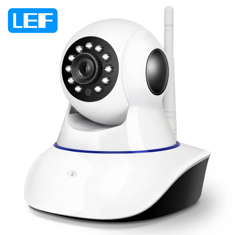 bilder für LEF 720 P 960 P WIFI Ip-kamera Wireless Home Security CCTV Überwachungskamera P2P IR Infrarot Zwei-wege Audio Baby Monitor