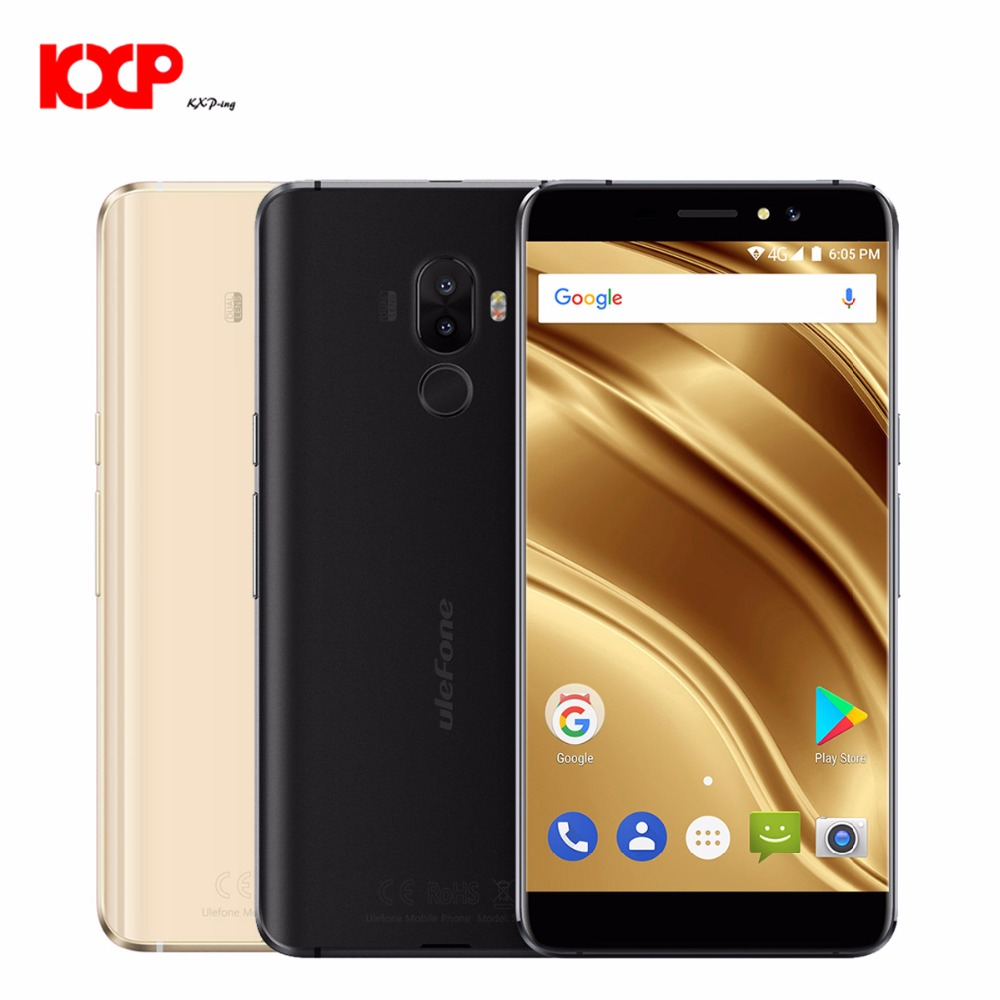 Ulefone S8 Pro 4 г смартфон 5,3 дюймов Android 7,0 MTK6737 4 ядра 1,3 ГГц 2 ГБ Оперативная память 16 ГБ 13.0MP + 5.0MP двойной камеры заднего