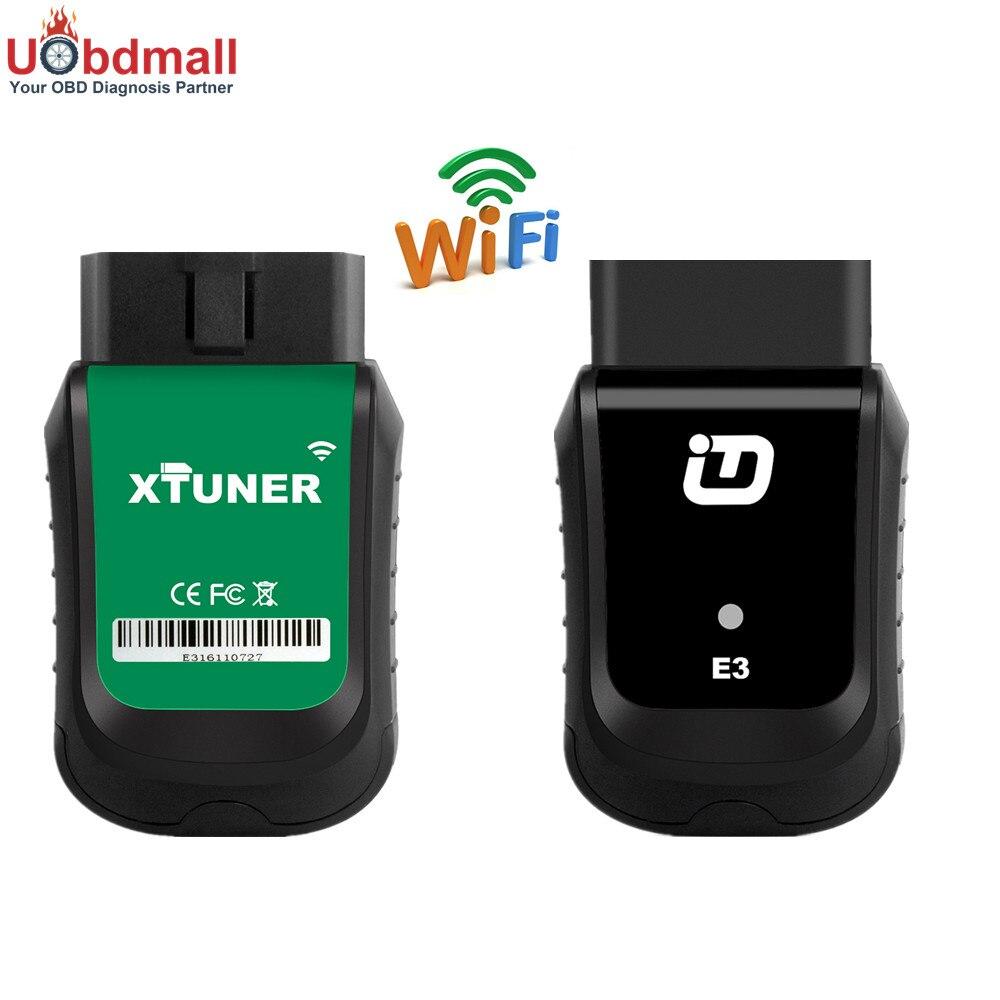Prix pour 2 Couleur Choisir WIFI XTUNER E3 V8.3 Easydiag Wifi Faute Code OBDII Outil De Diagnostic Parfait Remplacement Pour VPECKER Easydiag WIFI