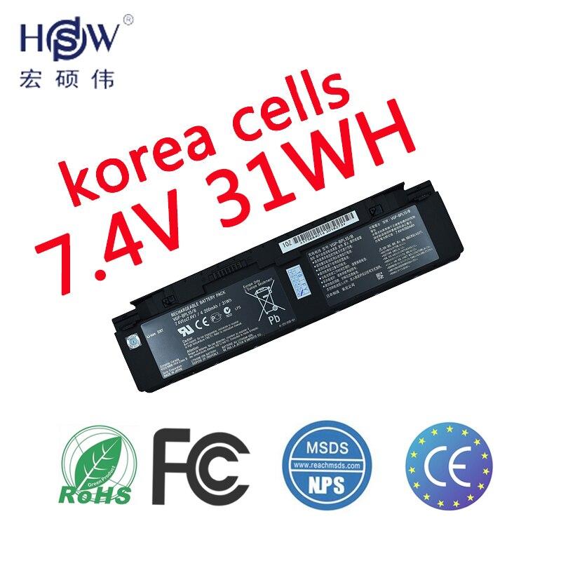 HSW batterie d'ordinateur portable pour SONY VGP-BPL15/S batterie pour ordinateur portable VGP-BPS15/S batterie