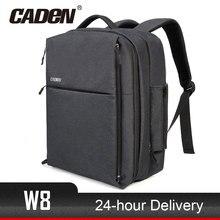 bd7928c21e47 CADeN W8 Drone Laptop Camera Bag Case Hard Backpack Business Luggage Travel  Shoulder Bag With Rain