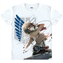 Attack On Titan Printed T-Shirt