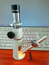 AIBOULLY XC-100L portable microscope 50X handheld microscopes 40X measuring microscope 20X simple magnifier 0.1mm tick mark стоимость