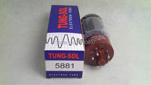 1Piece Russia Tube New TUNG-SOL 5881  Tube 9PINS Tube  Free Shipping