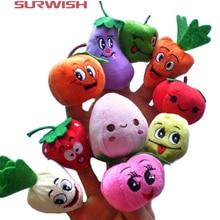 Marionetas de dedo  Tutti Frutis
