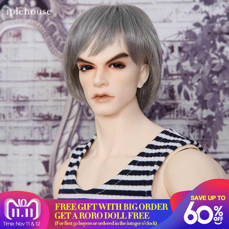 Iplehouse IP Hid Falcon bjd sd doll 1/3 body model boys bjd oueneifs High Quality resin toys free eyes luodoll осветитель falcon eyes lhpat 15 1