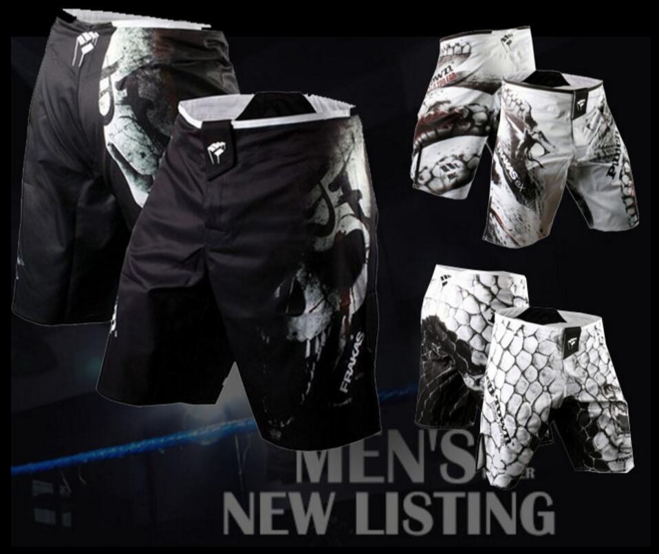 Prix pour Nouveaux Hommes Et Femmes Shorts Mma Combat De Boxe Sanda Muay Polyester Confort Délai Offres Spéciales Sport fit Livraison Gratuite