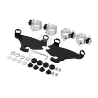 39MM Fork Bracket Gauntlet Fairing Trigger Lock Mount Kit For Harley Sportster XL XL883 XL1200