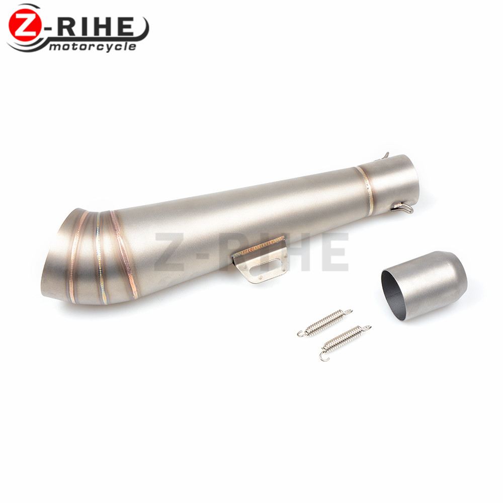 for Universal 36-51mm Motorcycle Accessories cnc Exhaust Stainless Steel Motorbike Exhaust Pipe For Triumph Bonneville SE T100 B for universal 36 51mm motorcycle accessories cnc exhaust stainless steel motorbike exhaust pipe for yamaha fz6 fazer fz6r fz8 mt