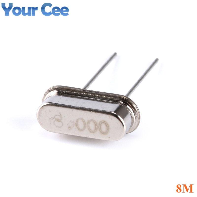 crystal резонатора