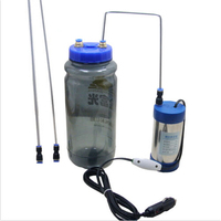 12V Car Professional Pumping Oil Pump Vacuum Pumping Petrol Diesel Swap Pump 2L