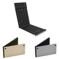 New Portable Universal Wireless Bluetooth 3 0 Keyboard Folding Foldable For IPhone IPad IOS Android Tablet
