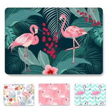 Printed Bird Pattern Case for Apple Mac Air 11 13 Case Women Men Bag Sleeve Protective Cover for Macbook Air Pro 12 13 15 Case цена и фото