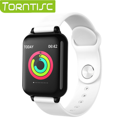 Torntisc Smart Watch Men Women For Apple Watch Android Phone Waterproof Heart Rate Monitor Blood Pressure Sports Smartwatch