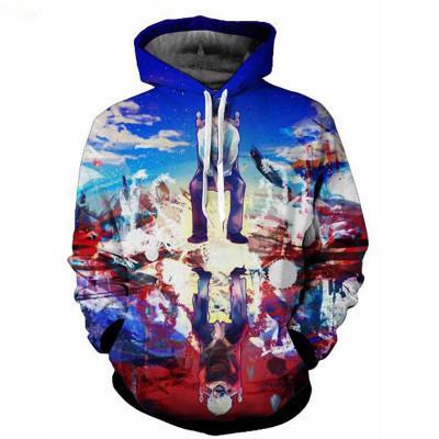 Tokyo Ghoul 3D Hoodie Sweatshirt