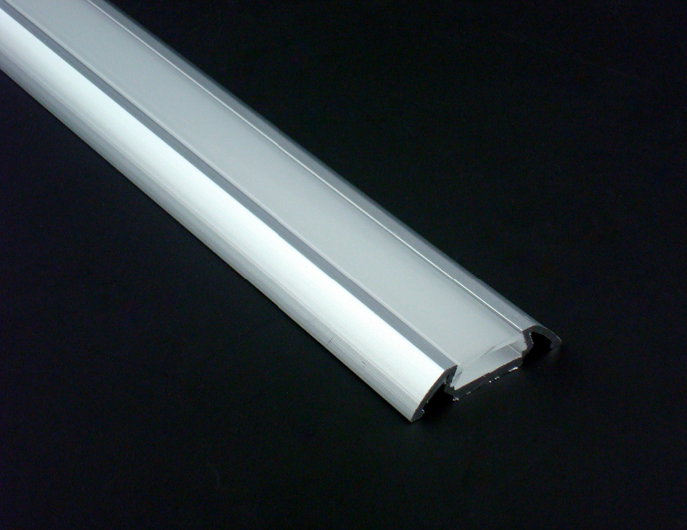 2 Meters 3006 Aluminum Profile For Width Up To 13mm Led Strips Wall Floor Cabinets Store Shelf Wood Decoration Lighting In Lamp Bases From Lights