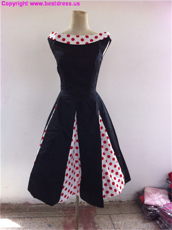 50s ROCKABILLY CUPCAKE VINTAGE RETRO PIN UP SWING PARTY DRESS r1088 2