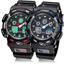 2016 New Brand Fashion Watch Men Style Waterproof Sports Military Watch S Shock Men s Luxury