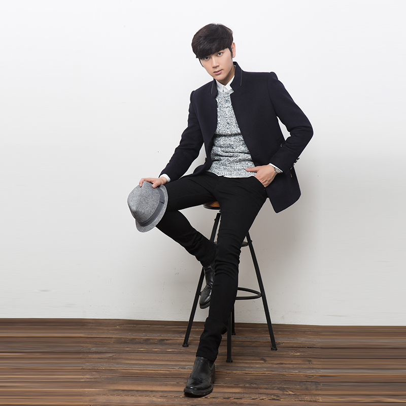 Online Buy Wholesale mens cashmere coats sale from China mens