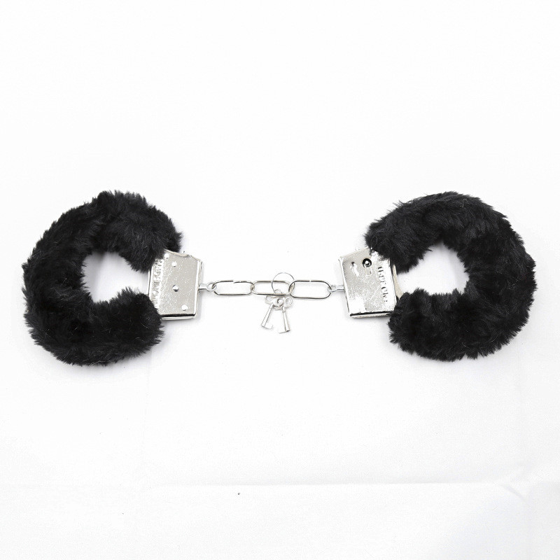 New Sex Handcuffs Toys For Women Couples Adult Porno Bondage Toys Exotic Plush Mental Ankle Cuffs Sexy Fun Erotic Accessories
