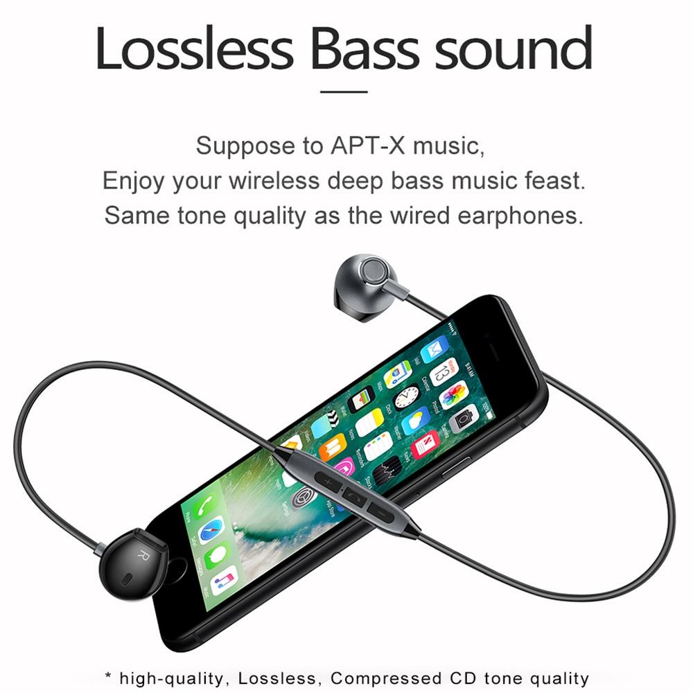 H2 auriculares Bluetooth Auriculares inalámbricos a prueba de agua - Audio y video portátil - foto 4