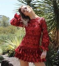 nowa sukienka czerwona imprezę