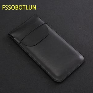 Image 5 - FSSOBOTLUN, pour Samsung Galaxy s8 s9 + note10 + NOTE 9 note 8 pochette étui fait main étui de protection complet avec couvercle