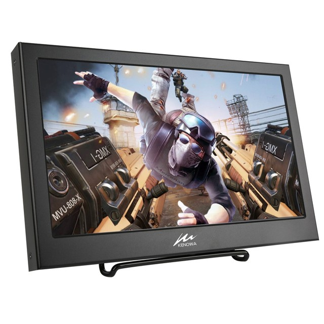 11 6 inch HD 1080P Portable Monitor 1920x1080 IPS Widescreen