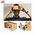"""MIJOY DIY Магнит Google Картон Виртуальная Реальность VR Мобильный Телефон Просмотра 3D Очки Для 5.0 """"экран Google VR 3D Очки"""