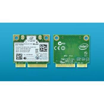 สำหรับ Intel Dual Band Wireless - AC 7260 Intel7260 7260AC 7260HMW WiFi 2.4 & 5 กรัม 867 เมตร BT4.0 MiniPCIe การ์ดเครือข่ายไร้สาย