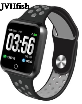 S226 Smart Uhr Herz Rate Monitor Blutdruck IP67 Wasserdicht Für Android ios Frauen männer Sport Smartwatch Besten Dropshipping-in Smart Watches aus Verbraucherelektronik bei