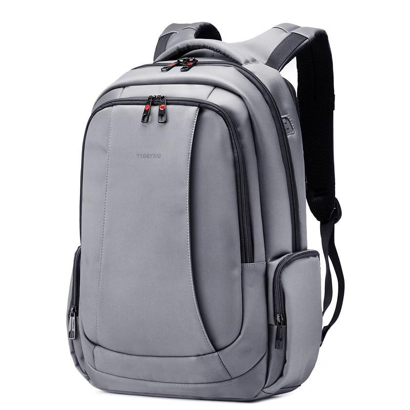 e28adb295d 2016 New Design Quality Brand Waterproof Nylon Men s Backpacks Unisex Women  Backpack Bag for 15.6 17 Laptop Mochila Feminina-in Backpacks from Luggage  ...