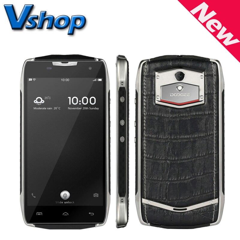 Original DOOGEE T5 4G LTE Mobile Phone Android 6 0 MTK6753 Octa Core RAM 3GB ROM