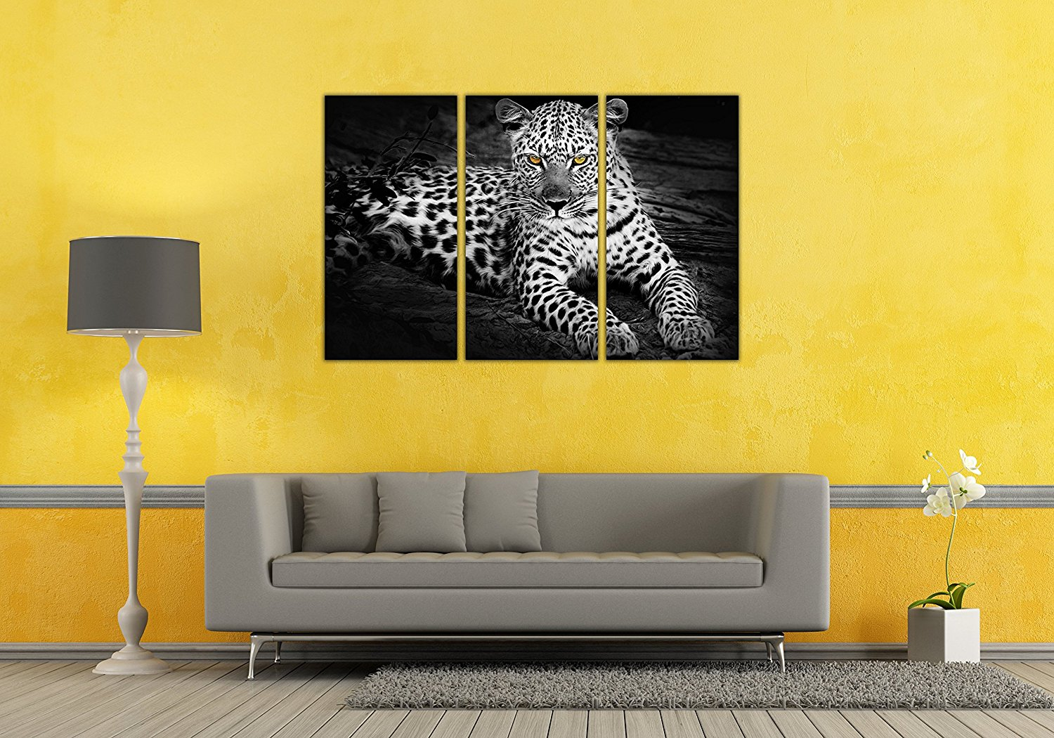 Fancy 3 Piece Black And White Wall Art Sketch - Wall Art Collections ...