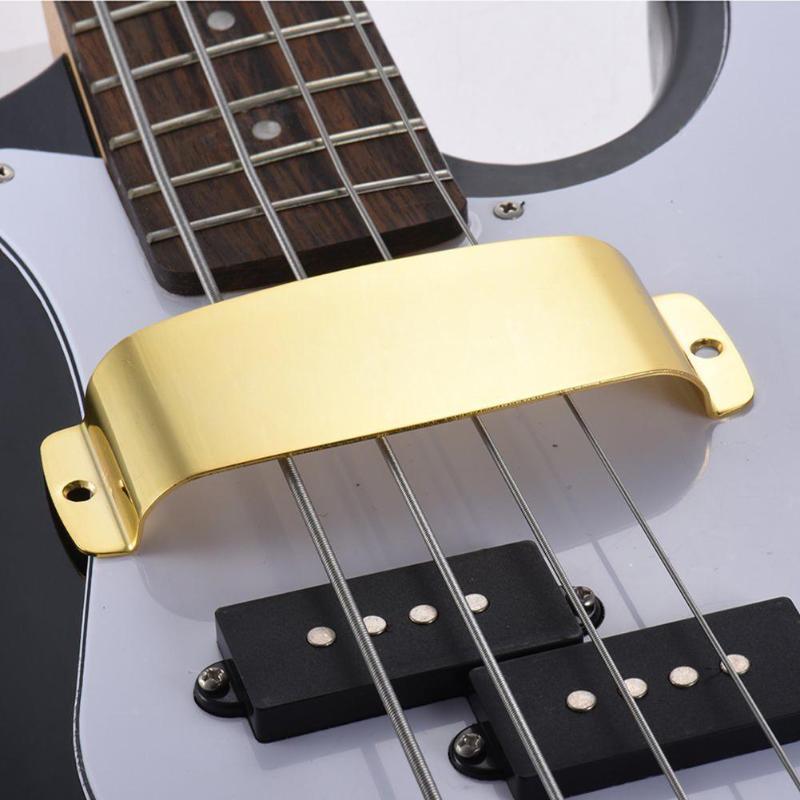 Electric Bass Guitar Cover : alloy short guitar pickup cover protector for bass electric bass guitar part replacement in ~ Vivirlamusica.com Haus und Dekorationen