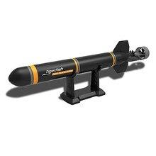 Electric RC Submarine Plastic Boat Torpedo Assembly Model Ki