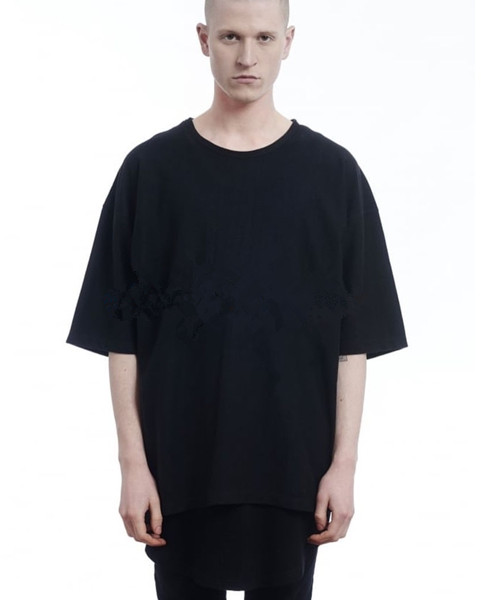 kanye oversized t shirt