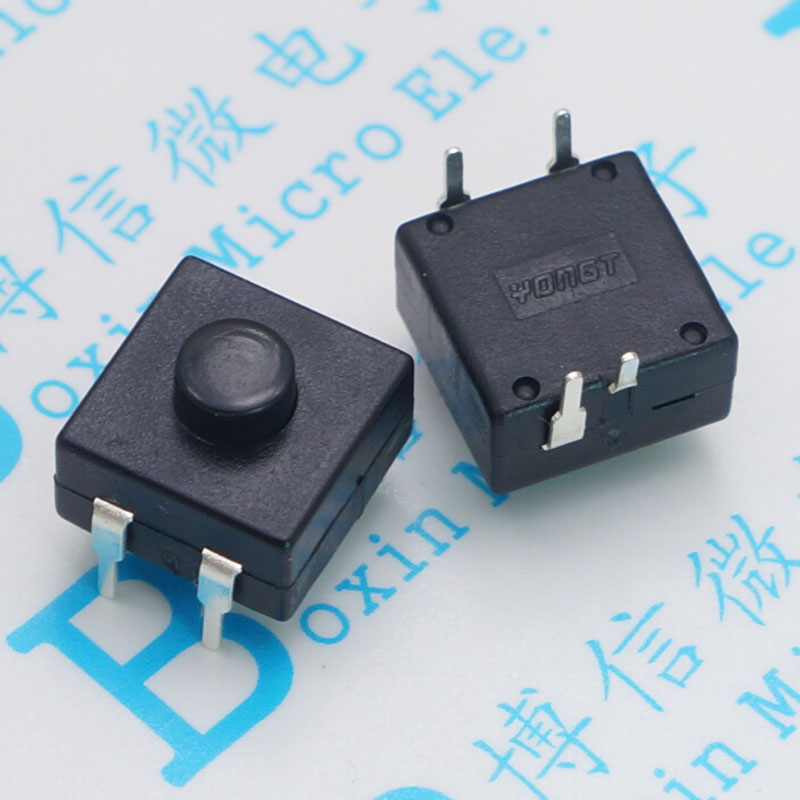 214 a flashlight button switch 2 on 1 off legs multi-function button switch 5pcs lot high quality 2 pin snap in on off position snap boat button switch 12v 110v 250v t1405 p0 5