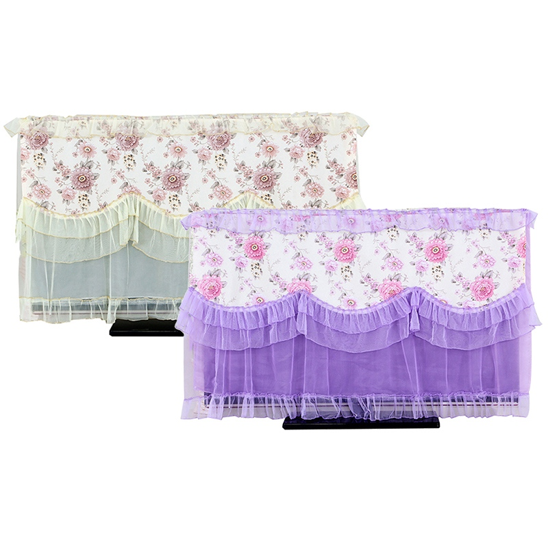 Television Dustproof Covers TV Dust Cover LCD Computer Monit