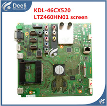 95% new Original used for motherboard LED KDL-46CX520 screen LTZ460HN01 good working