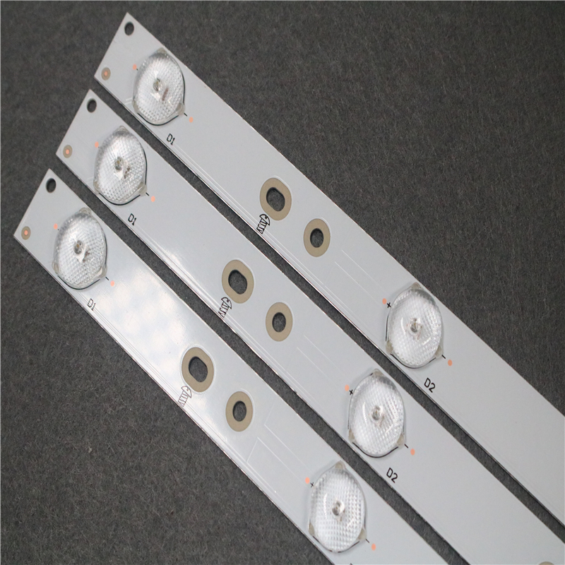 1 Set=3 PCS New Original LED Strips For 32