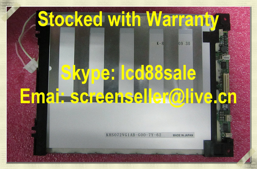 Best Price And Quality  KHS072VG1AB-G00   Industrial LCD Display