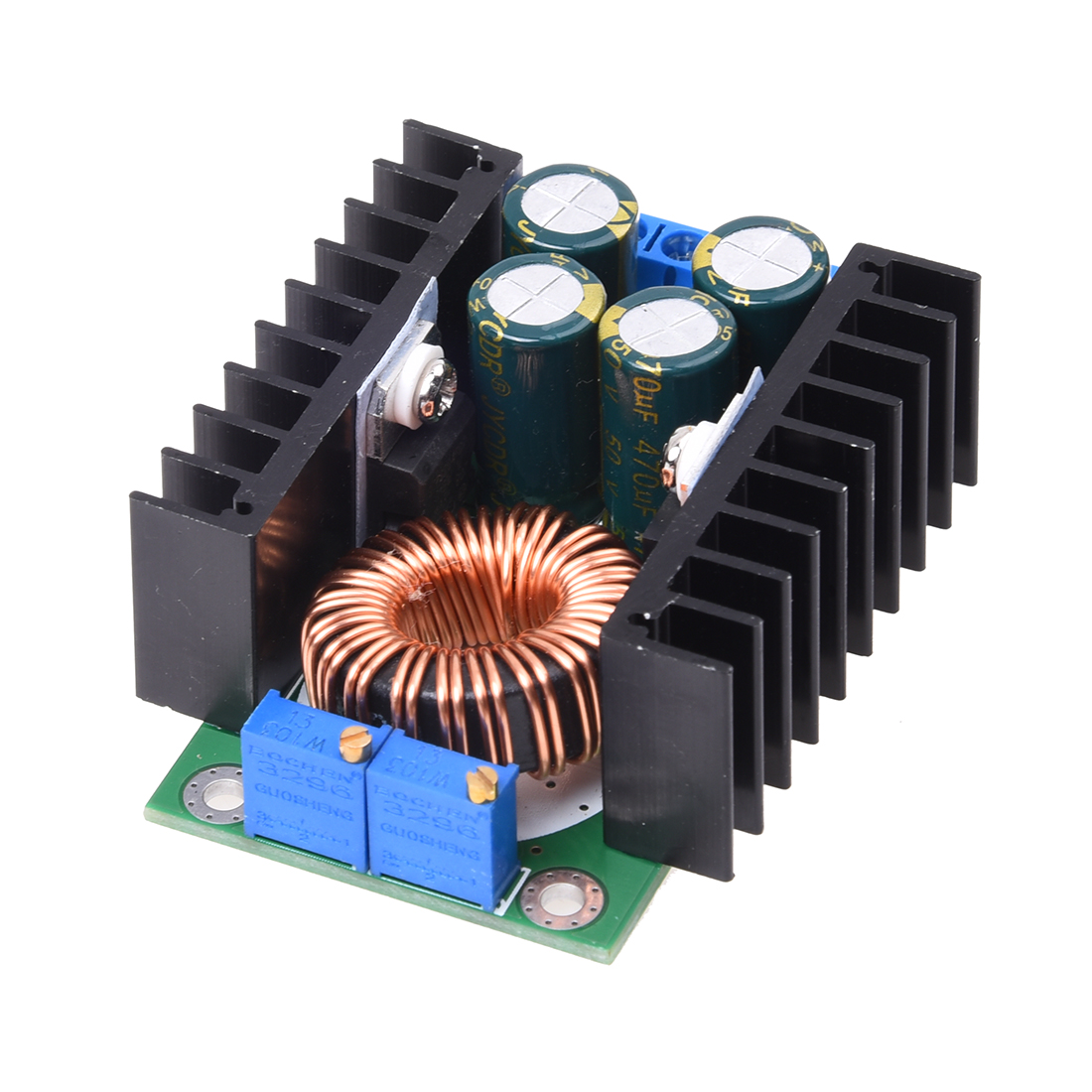 DC-DC CC CV Buck Converter Step-down Power Module 7-32V to 0.8-28V 12300WDC-DC CC CV Buck Converter Step-down Power Module 7-32V to 0.8-28V 12300W