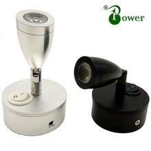 12V 24V 110V 220V 240V  2W LED HEADBOARD BED LAMP