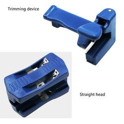 Do obróbki drewna pcv do oklejania krawędzi koniec trymer ręczne ręczne narzędzia do cięcia papieru koniec do przycinania do produkcji mebli wykończeniowe maszyny w Części do narzędzi od Narzędzia na