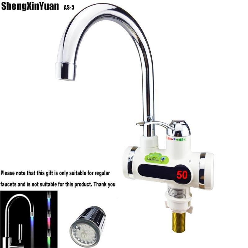Water Heater Electric Hot Faucet Is Temperature Sensor 3