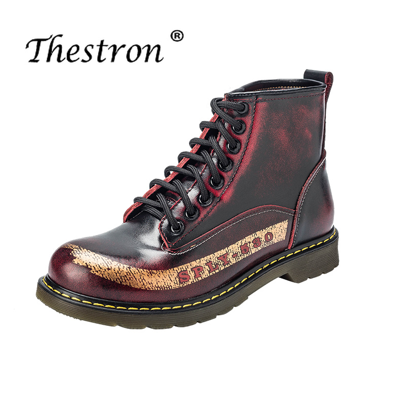 New Trend Lovers Working Boots Size35 44 Men Work Boots Vintage Footwear Men Snow Shoes Red Leather Boot Fur Casual Luxury Ankle in Work Safety Boots from Shoes