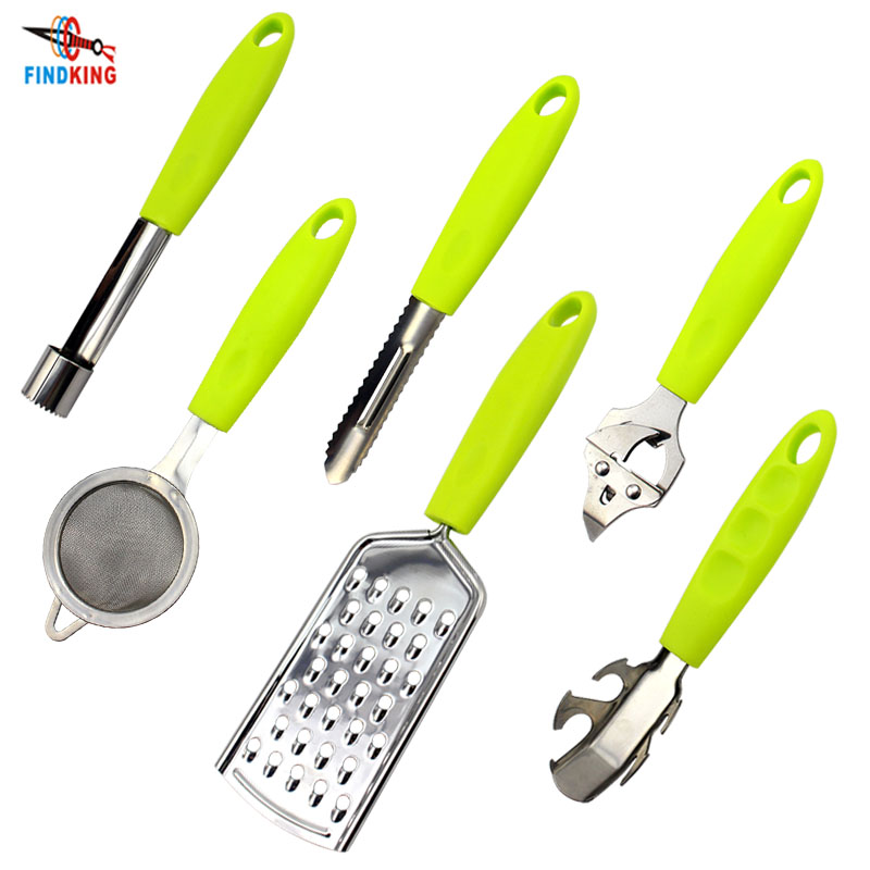 Kitchen Hand Tools And Their Uses With Pictures: FINDKING Brand Kitchen Tools Sets 6 In 1 Multifunction