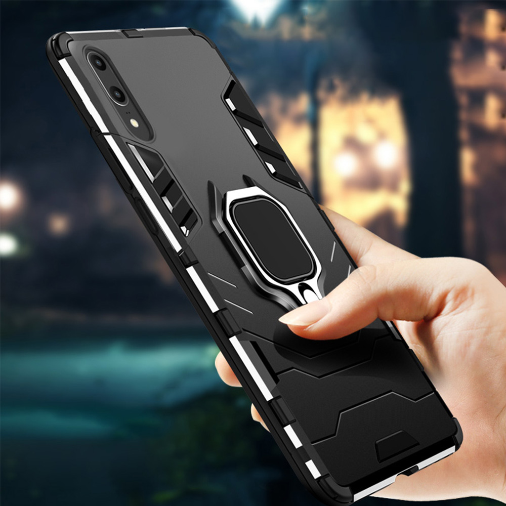Case For Huawei P20 Lite Full Protection Armor Cases For Huawei P20 Pro P20 6X Anti-Knock Cover Coque Capinhas Bag